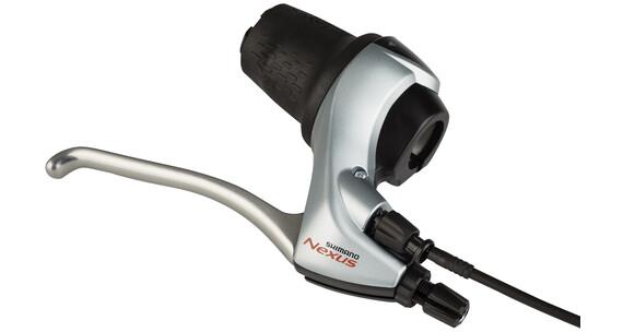 Shimano Nexus SB-C6000-8 Schalt-/Bremshebel Drehgriff für CJ8S40 8-Gang rechts Silber